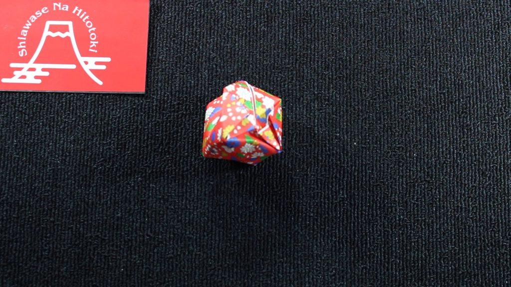 【簡単!折り紙】風船の折り方